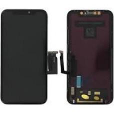 Compatible LCD Complete Zwart voor iPhone Xr